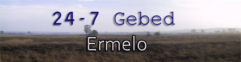 24-7 Prayer Ermelo