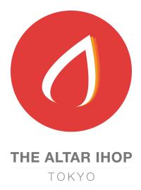 The Altar IHOP, Tokyo